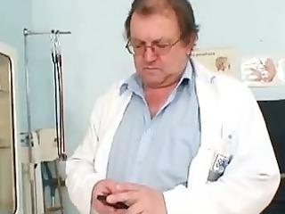 large wobblers bulky mommy rosana gyno doctor