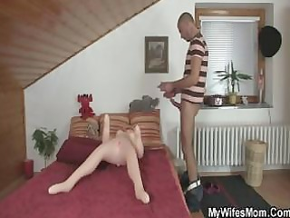 caring mother spotted her son masturbating and
