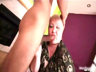 large boobed breasty mother i golden-haired bitch