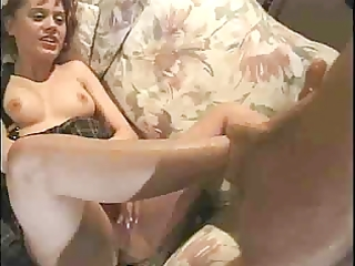 lustful little redhead says dont tell mamma !