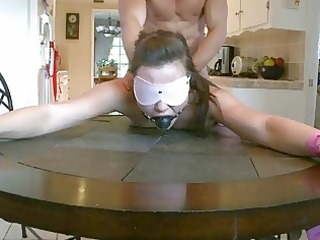 MILF slut gets humiliated and fucked hard