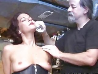 glamorous mother i spanked and dominated