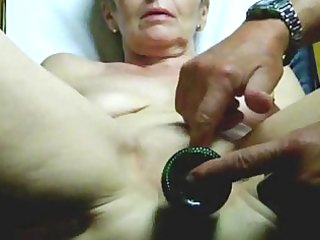 my youthful wife masturbating in front of me