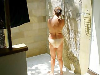 spycam the mother 011 years of my wife in shower