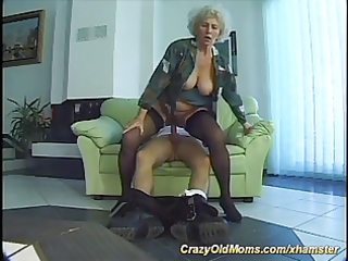 his mommy is very slutty