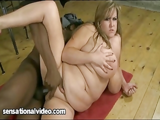 large tit british mama leah licks large dark dick
