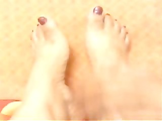 feet my hawt arabic wife