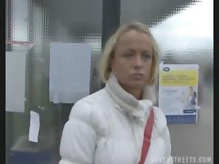 czech streets - czech mother i diana sucks for