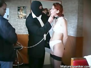 nasty perverted redhead mother i wench part5