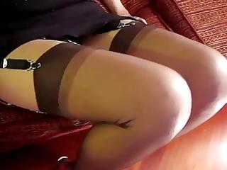 my nice-looking legs wife
