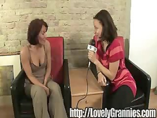 hot granny receives the fuck of her life