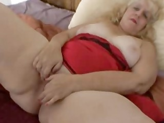 older whale orgasms on couch