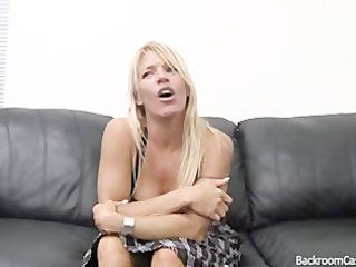bizarre milf try-out