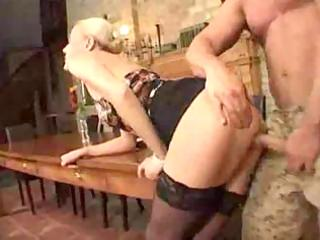 anal golden-haired d like to fuck