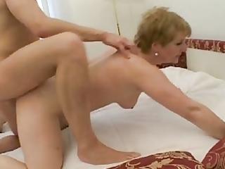 mamma and chap vehement hard fucking