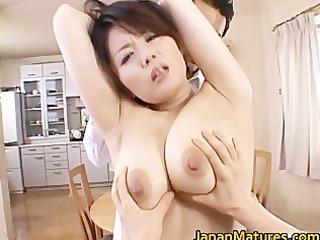 miki sato real oriental mum has groupsex part1