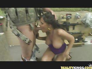 bella roxx receives a vagina treatment from the
