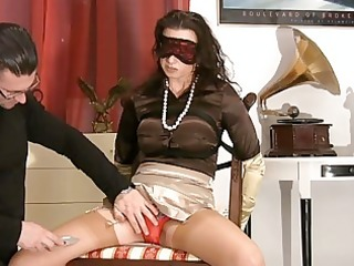 d like to fuck in satiny nylons receives