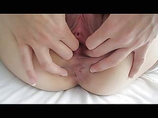 lascivious mamma gaping her cum-hole