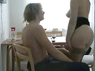 lascivious cheating wife fucking her young