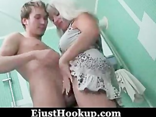 golden-haired mama and guy - 9