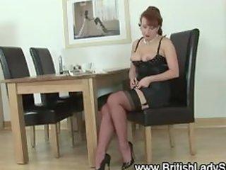 british older redhead sweetheart