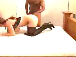 darksome breeding the white wife