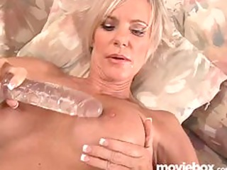milf cara t live without her giant sex toy