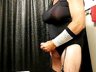 wifes bra and pants 39