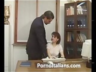 moglie infedele scopa in ufficio - cheating wife