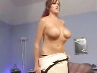 hawt mother bailey creamed by younger guy