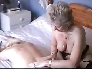 grannies in underware and nylons