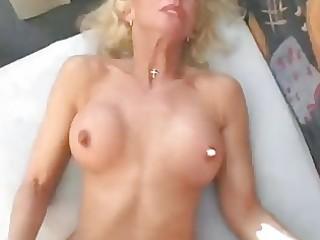 older german blonde wants to make a porn sascha
