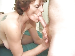 granny does it is all anal