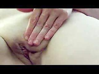 my ex wife masturbates for close up. priceless