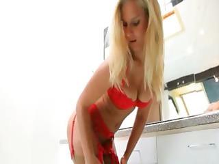 my wife in baths masturbating