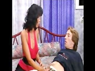 wicked mature ethnic gaella perreira eats his