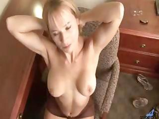 sexy aged housewife