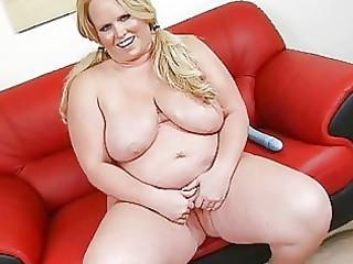 playful tattooed biggest momma with big boom