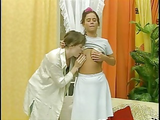 german mommy and not her daughter cumming jointly