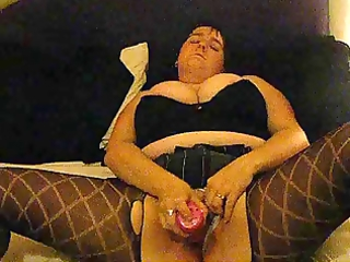 older sex-toy playing