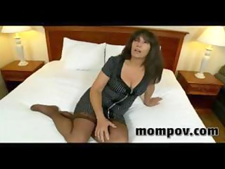 slutty old granny fucking young shlong in her