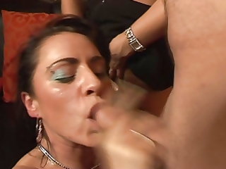 group sex with sexy german milfs