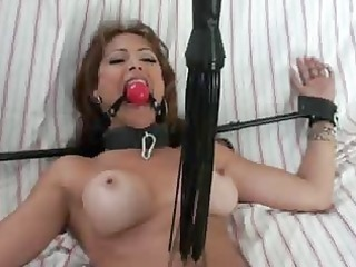 Bigtits MILF gets humiliated  fucked really hard