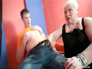 sexually excited blond mother i doctor lucia