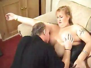 mature blond big beautiful woman receives photos