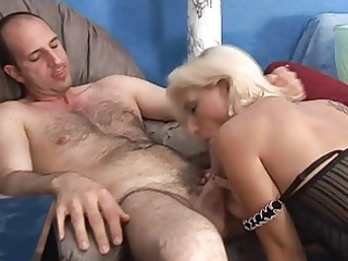 sexy aged euro blond cougar