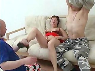 mama has anal sex with her son and his ally