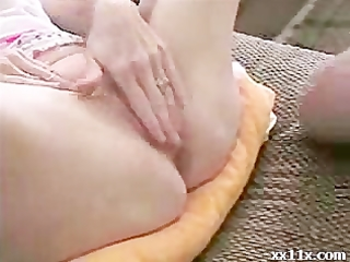 hot dilettante wife fuck and facial