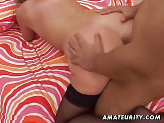 non-professional mother i homemade anal with